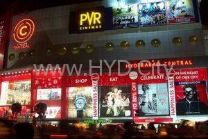 PVR Cinemas Hyderabad Central Mall