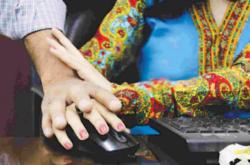 Man held for harassing ladies on social media