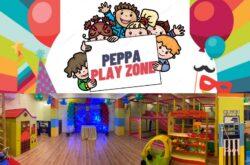 peppa play zone